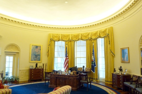 White House, Oval Office