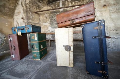 Luggage, Antique, Vintage, Baggage, Bags