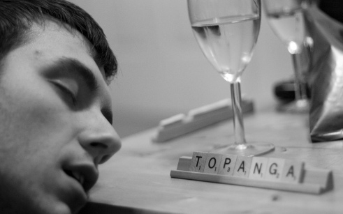 Topanga, Scrabble, Wine, Drunk In Love
