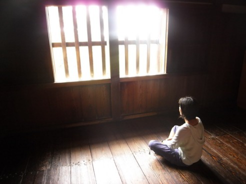 Peace, Solitude, Shame, Guilt, Freedom