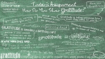 Gratitude, Wallpaper, Chalkboard, Chalk, Show Gratitude, Thanks, Give Thanks, Appreciation