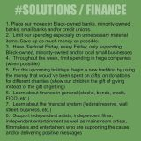 Solutions, Finance, Bank Locally, Local Bank, Black-Owned Banks, Small Banks, Support Small Businesses, Support Black Businesses, Learn About Finances, Money, Growth