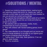 Solutions, Mental, Read, Study, Expand Mind, Open Minded, Think, Think For Yourself