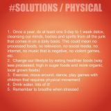 Solutions, Physical, Health, Wellness, Fitness, Organic Foods