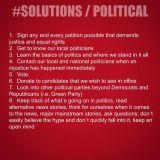 Solutions, Political, Contact Politicians, Sign Petitions, Learn Politics, Politics, Elected Officials, Demand Justice